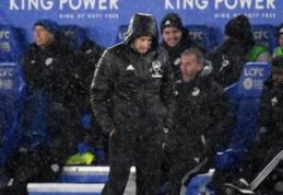 """A. Wengero šešėlyje liekantis U. Emery: """"Vis dar galime pataisyti situaciją"""""""