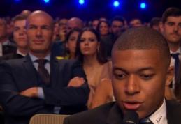 """Z. Zidane'as nepergyvena dėl PSG reakcijos: """"Tiesiog pakartojau Mbappe žodžius"""""""