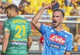 """""""Napoli"""" klubą palikti norintis F. Ruizas išsirinko kitą karjeros stotelę"""