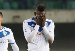 "M.Balotelli nebenori palikti ""Brescia"""
