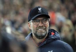 J. Kloppas nori pakeisti europiečių požiūrį į FIFA pasaulio klubų taurės turnyrą