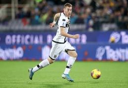 """""""Parma"""" direktorius: D.Kulusevskis nepaliks ekipos"""