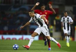 """Solskjaeras: """"Rashfordas turi nemažai panašumų į Ronaldo"""""""