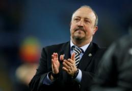 Kinai nesiruošia nusipiginti: R.Benitezo išpirka taptų rekordine