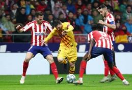 """S. Niguezas: """"Messi dar kartą įrodė, kad yra geriausias"""""""