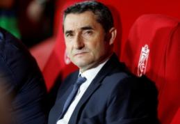 """E. Valverde: """"Rungtynės su """"Atletico"""" visada yra įdomios"""""""