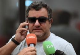 FIFA planuoja užmauti apynasrį futbolo agentams