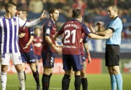"""Buvęs """"Osasuna"""" direktorius pripažino papirkęs kitus """"La Liga"""" klubus"""