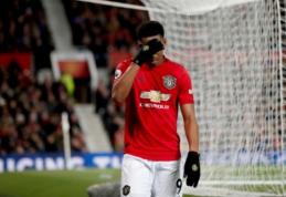 """R. Keane'as: """"Martialis nėra pakankamai geras, jog žaistų """"Man Utd"""" gretose"""""""