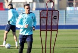 """Portugalijoje nepritapęs R. de Tomas grįžta į """"La Liga"""" pirmenybes"""