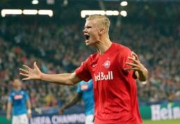 E. B. Haalandas atskleidė, kodėl nusprendė keltis į Dortmundą