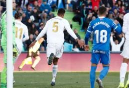 """""""Real"""" metus pradėjo pergale miesto derbyje, """"Atletico"""" turėjo paplušėti su """"Levante"""""""