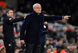 C.Ranieri prieš mūšį su Ibra: jis atneš nugalėtojų mentalitetą