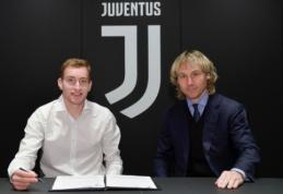 """Oficialu: """"Juventus"""" įsigijo talentingą švedą, tačiau jis sezoną užbaigs """"Parma"""" ekipoje"""