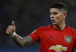Oficialu: M. Rojo sezoną užbaigs gimtinėje