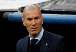Z.Zidane'as: kiekviena komanda turi savo žaidimo stilių