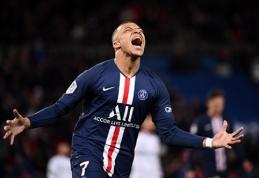 """""""Ligue 1"""": PSG sudaužė """"Dijon"""""""