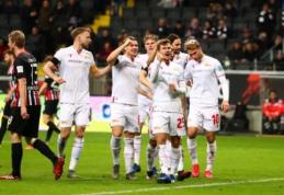 """""""Union"""" išvykoje palaužė """"Eintracht"""" ekipą"""