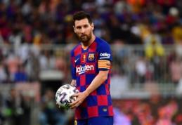 L.Messi pagyrė C.Ronaldo ir prakalbo apie Neymarus norus