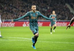 "Oficialu: H. Ziyechas vasarą papildys ""Chelsea"""