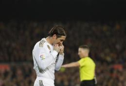 """F. Hierro: """"Ramoso pasiekimai puolime yra kažkokia anomalija"""""""