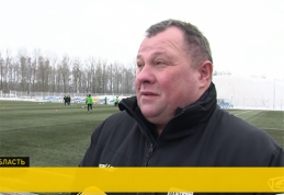 Baltarusiai taip pat kenčia nuo sutartų rungtynių