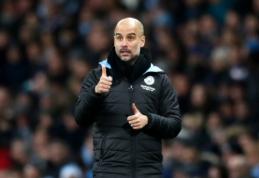 """P. Guardiola pasiduoda: """"Liverpool"""" jau yra nepavejamas"""""""