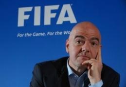 FIFA davė leidimą klubams neišleisti žaidėjų į nacionalines rinktines