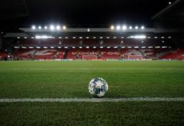 Atidėti visi UEFA klubinių turnyrų finalai