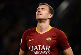 """Ispanijos vyriausybė užkirto kelią """"Roma"""" komandai atvykti į Seviliją"""