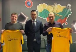 Lietuvos komanda pasirengusi startui eEuro 2020 varžybose