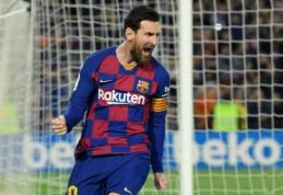 """L. Messi įvartis nuo 11 m. žymos padovanojo pergalę """"Barcelona"""" ekipai"""