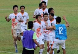 Azijoje – itin griežtos bausmės sutartų rungtynių dalyviams