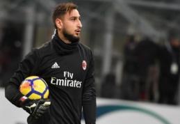 """""""Milan"""" ekipoje – du koronaviruso atvejai žaidėjų tarpe"""