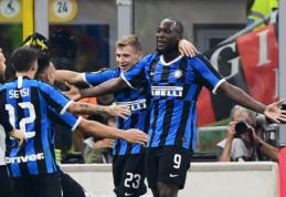 """R. Lukaku: """"Buvau labai arti persikėlimo į """"Juventus"""""""