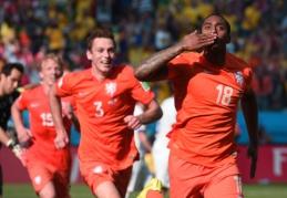 Olandai antrajame kėlinyje palaužė Čilę, ispanai atsisveikino triuškinama pergale prieš australus (VIDEO)