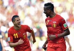 Belgai rungtynių pabaigoje palaužė rusus ir užsitikrino vietą aštuntfinalyje, Alžyras rezultatyviame mače nugalėjo Pietų Korėją (VIDEO)