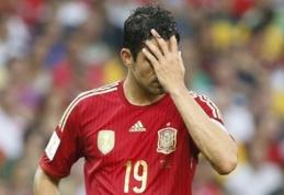 D.Costa: žinoma, kad ir toliau žaisiu Ispanijos rinktinėje