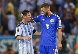 Bosnis H.Medunjaninas: L.Messi gali sustabdyti tik jis pats