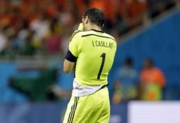 """I.Casillasas: """"Tai buvo blogiausios rungtynės mano gyvenime"""" (+ kiti komentarai)"""