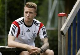 """""""Borussia"""" žinutė """"Barcai"""": M.Reusas yra neparduodamas"""