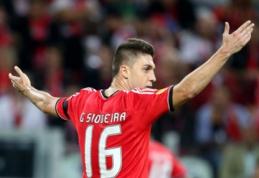 """""""Atletico"""" ir toliau stiprinasi - ekipą papildys gynėjas G.Siquera"""