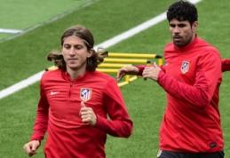 """Anglijos spauda: D.Costa ir F.Luisas netrukus taps """"Chelsea"""" žaidėjais"""