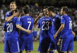 Draugiškos rungtynės: Brazilija šventė triuškinančią pergalę, bosniai įveikė Meksiką (VIDEO)