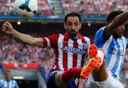 """Juanfranas pademonstravo ištikimybę """"Atletico"""" ir vėl atmetė """"Arsenal"""" pasiūlymą"""