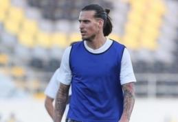 Karantino nesilaikęs serbų futbolininkas atsidūrė už grotų