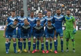"""""""Brescia"""" savininkas sukritikavo sprendimą atnaujinti """"Serie A"""" pirmenybes"""