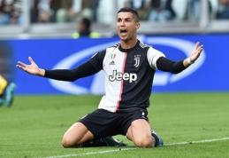 Pavargo Italijoje? C. Ronaldo siekia persikelti į PSG
