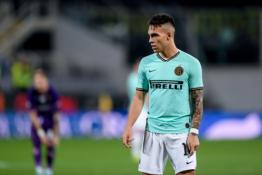 """Katalonų spauda: """"Barcelona"""" suderino asmenines kontrakto sąlygas su L. Martinezu"""