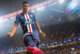 FIFA 21 gerbėjus priblokš naujos kartos grafika